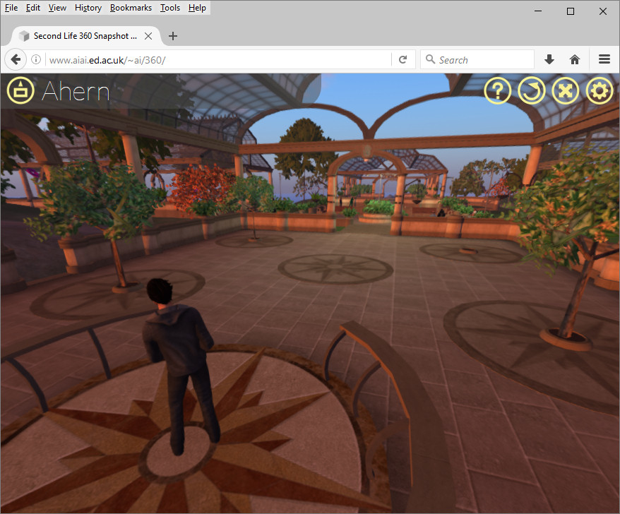 360° Snapshots in Second Life | Austin Tate's Blog