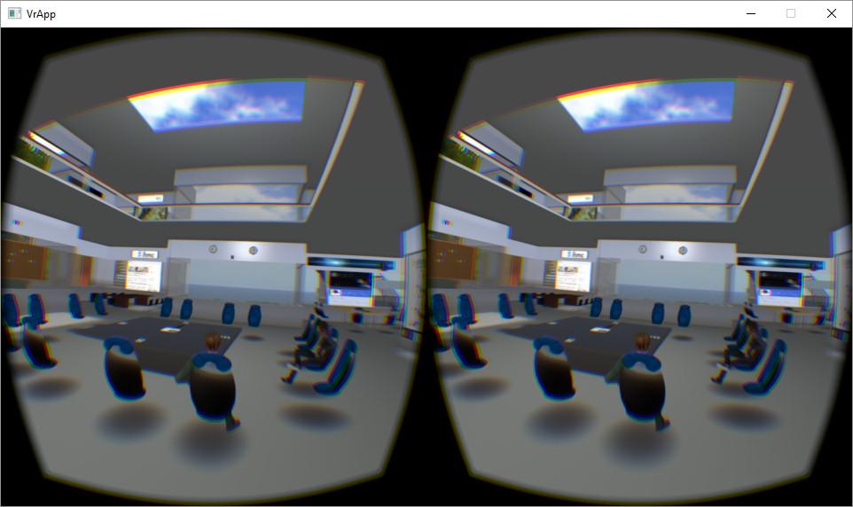 Vue-in-360-in-VR