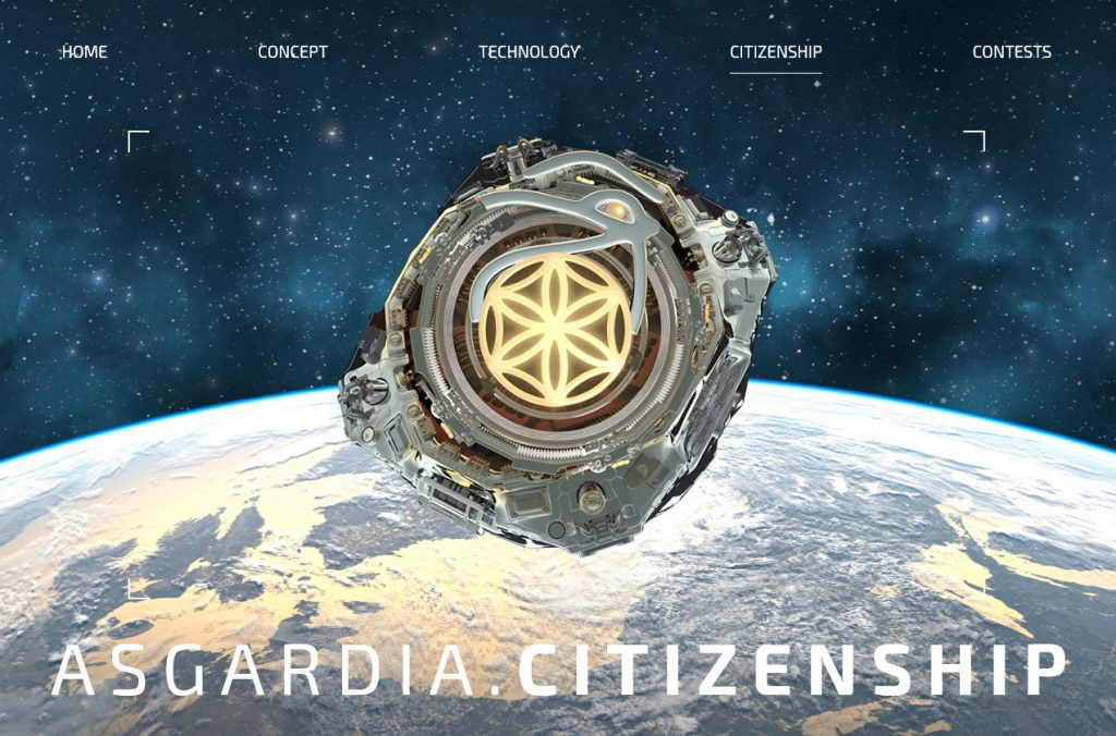 asgardia-space-home-page
