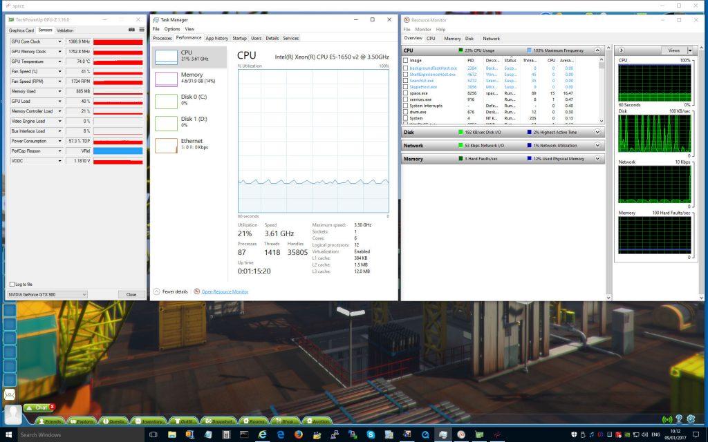 2017-01-09-CPU-GPU-Space