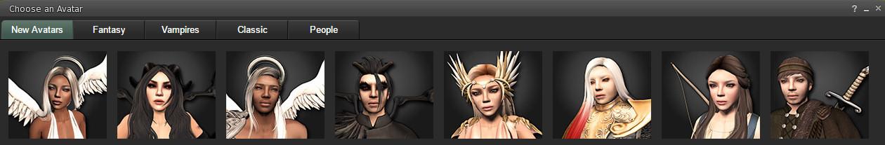 Second Life – Bento Avatars   Austin Tate's Blog
