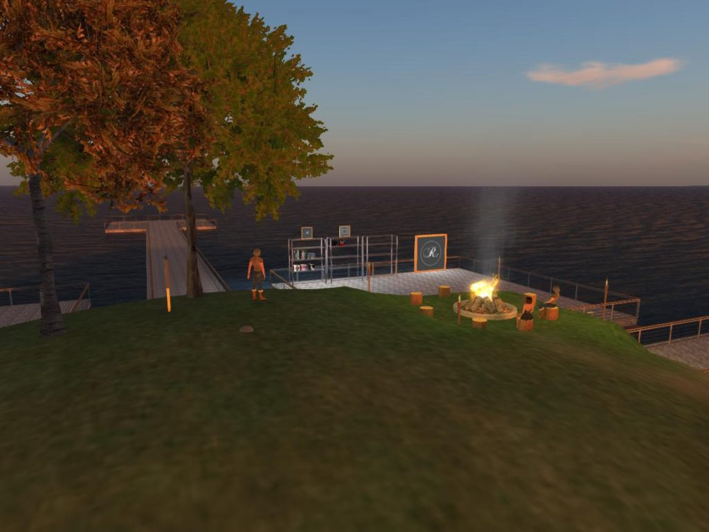RuthAndRoth Region on OSGrid