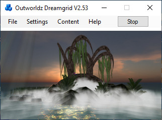 Outworldz Dreamgrid Launcher