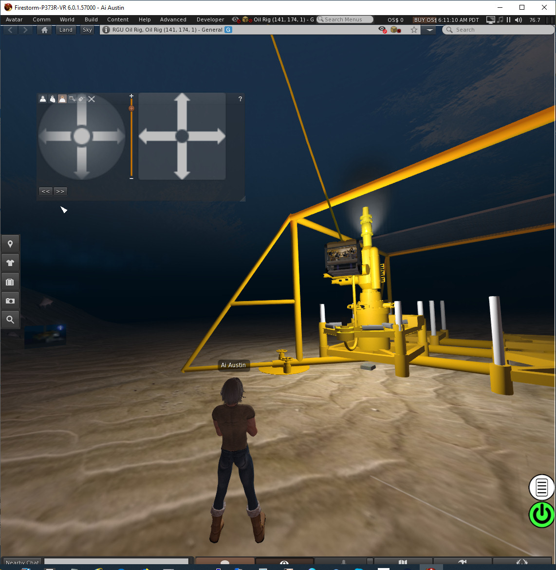 Firestorm VR – Resources | Austin Tate's Blog