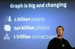 Mark Zuckerberg announcing Facebook Graph Search