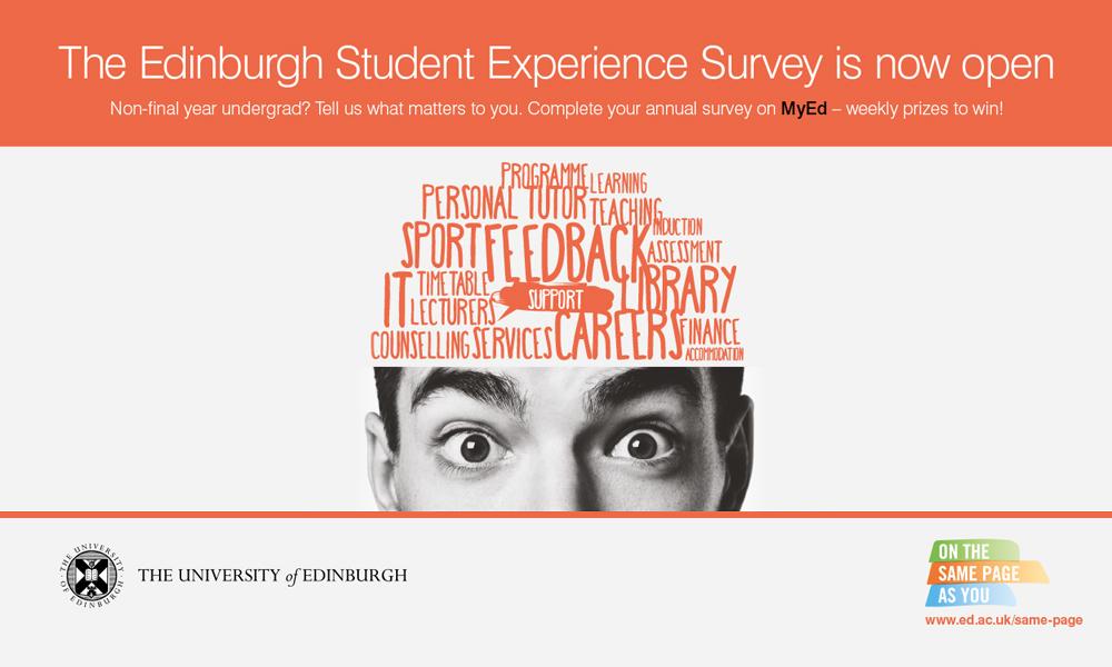 Edinburgh Student Experience Survey ESES
