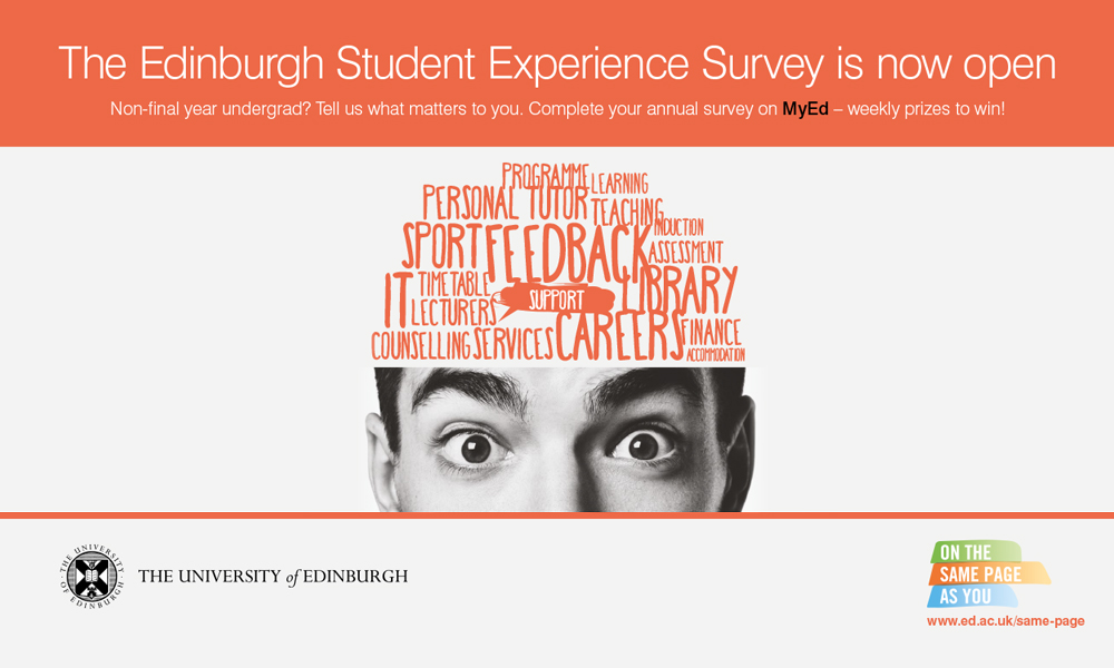 Edinburgh Student Experience Survey