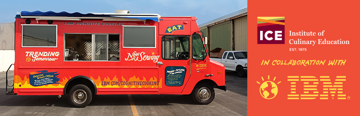 Picture of the Cognitive Cooking Truck