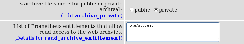 screenshot of read_archive_entitlement option